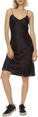 Nili Lotan Short Cami Slip Dress