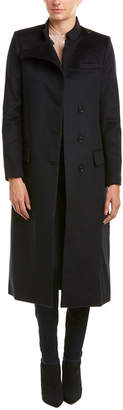 A.L.C. Stand Collar Wool Coat