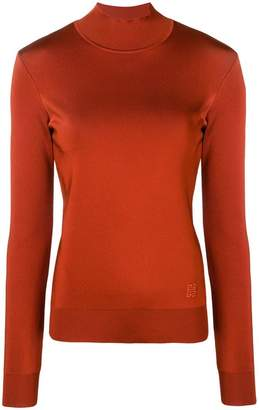 Givenchy basic turtle neck jumper