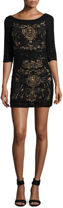 Antik Batik Vince Mini Dress
