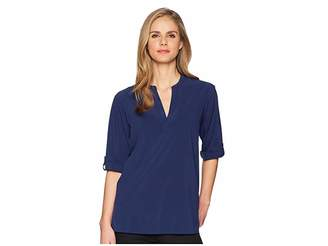 Exofficio Kizmettm 3/4 Sleeve Top Women's Short Sleeve Pullover