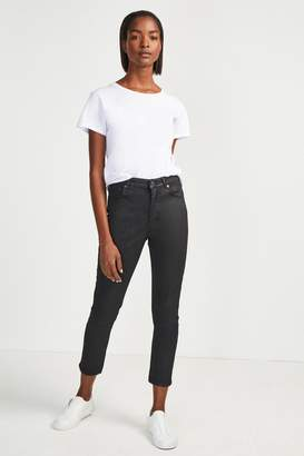 French Connenction Joany Leather Look Skinny Jeans