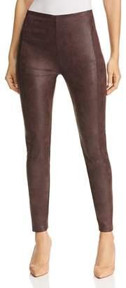 Lysse Buffed Faux Leather Leggings