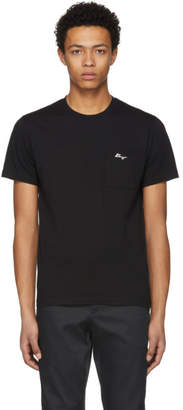 Kenzo Black Small Signature Logo T-Shirt