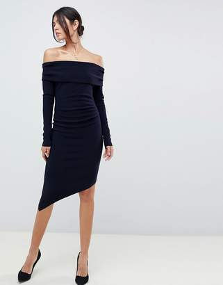 Bec & Bridge off shoulder dress
