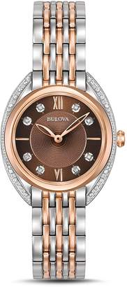 Bulova Diamonds Watch, 30mm