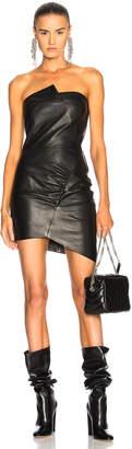 IRO Entoma Leather Dress