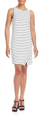 Kensie Striped Sleeveless Dress