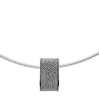 Skagen Women's Merete Brilliant Mesh Pendant Necklace