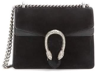 Gucci Dionysus Mini suede shoulder bag