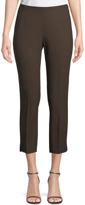 Lafayette 148 New York Wool-Blend Cropped Pants