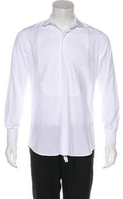 Paul Smith French Cuff Tuxedo Shirt
