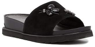 Donald J Pliner Cyra Embellished Slide Sandal
