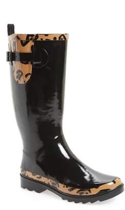 Sakroots 'Rhythm' Waterproof Rain Boot