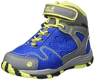Jack Wolfskin Portland Texapore Mid K, Unisex Kids' High Rise Hiking Shoes,13 UK (32 EU)