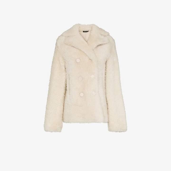 hector shearling coat