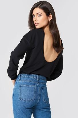 Na Kd Basic Deep Back Sweater