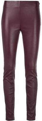 Maison Ullens textured skinny trousers