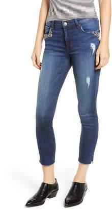 STS Blue Emma Embellished Ankle Skinny Jeans