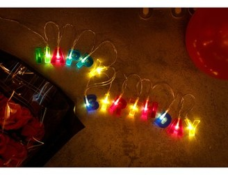 The Party Aisle 5.1 ft. 13-Light Novelty String Light The Party Aisle