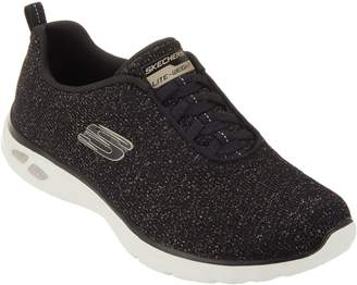Skechers Sparkle Bungee Slip-On Shoes - Empire D'Lux