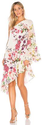 Rococo Sand One Shoulder Dress
