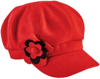 San Diego Hat Company Women's Cap With Flower