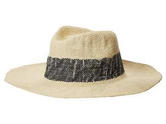 Hat Attack Wide Stripe Fedora Fedora Hats