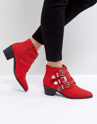 Miss Selfridge Western Boots