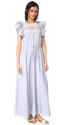Jill Stuart Eleonore Dress $628 thestylecure.com