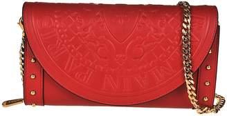 Balmain Pgam Continental Clutch