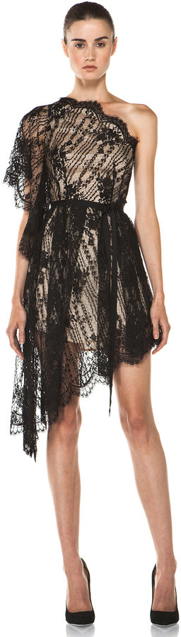 Lover Serenity Lace Knit Dress