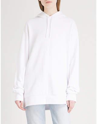 Cheap Monday Oversized cotton-blend hoody