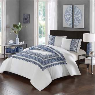LUX-BED Pearce Garden 3-Piece Comforter Set by Lux-Bed