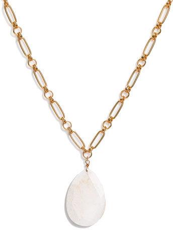 Nordstrom 'Precious' Teardrop Pendant Necklace
