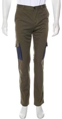 Opening Ceremony Mesh-Trimmed Cargo Pants