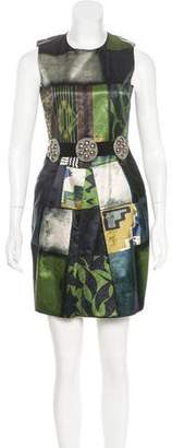 Etro Sleeveless Mini Dress