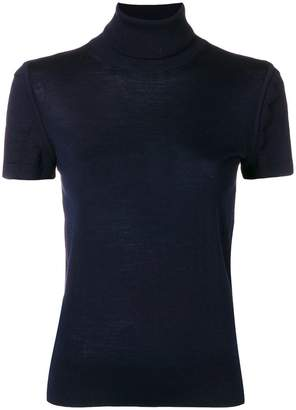 Chloé turtle neck knit T-shirt