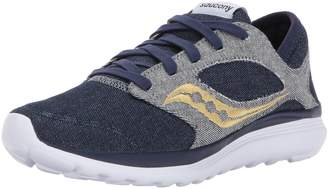 Saucony Women's Kineta Relay Denim Running Shoes