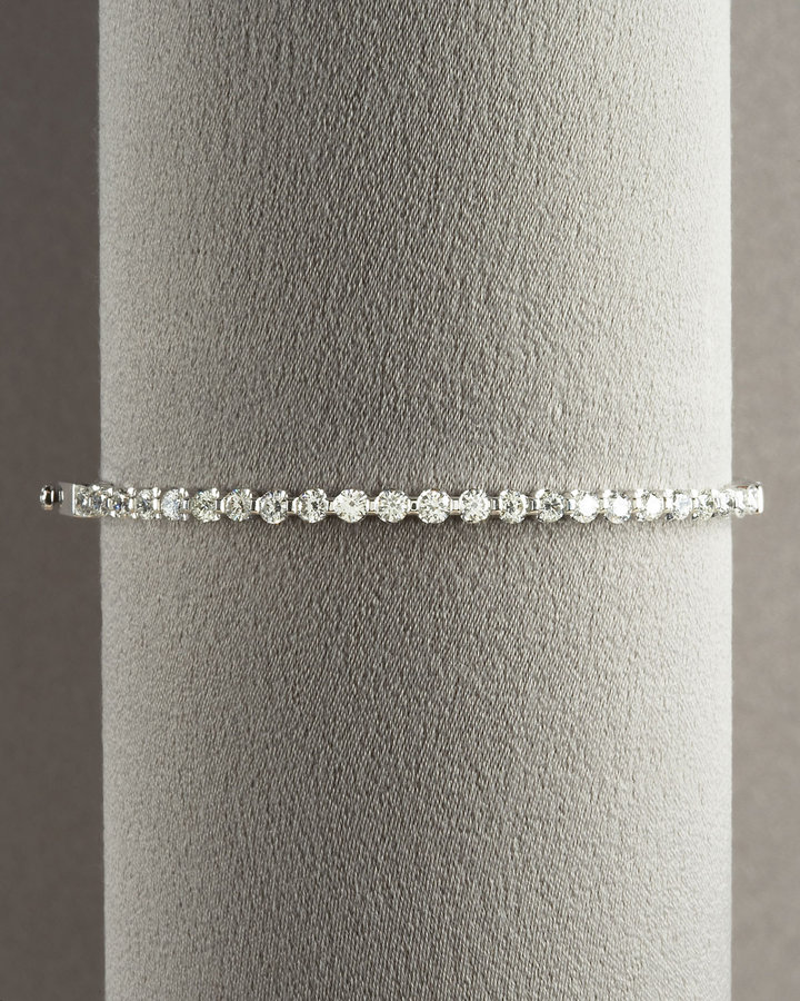 Roberto Coin Diamond Bangle