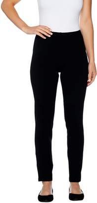 Women With Control Women with Control Tall Slim Leg Ankle Pants w/ Front Seam Detail