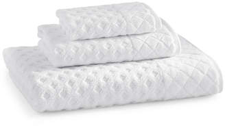 Kassatex Hand Towels, Diamant Collection