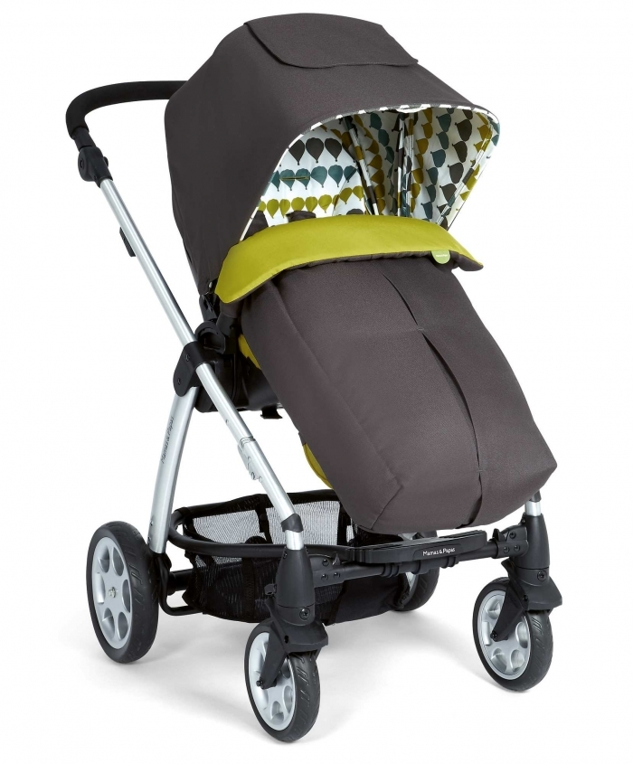 Mamas and Papas Sola Stroller - Lime