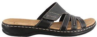Clarks Women's Leisa Grove Slide Sandal $79.95 thestylecure.com
