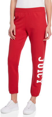 Juicy Couture Classic Logo Terry Sweatpants