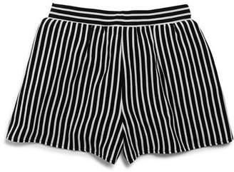 Aqua Girls' Striped Shorts, Big Kid - 100% Exclusive