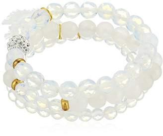 Panacea Women's Stretch Bracelet Set