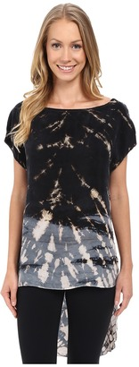 Hard Tail Crop Front Tunic $110 thestylecure.com