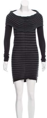 AllSaints Striped Knit Dress