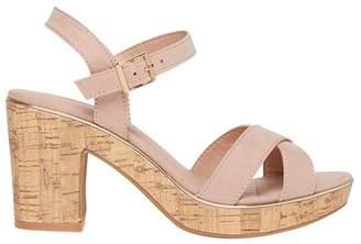 Dorothy Perkins Blush Romy Platform Sandals